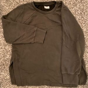 Olive Green Lou & Grey Sweatshirt